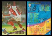 Arsenal Nicolas Anelka France A1